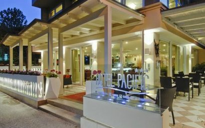 hotel pacific cattolica emilia romagna
