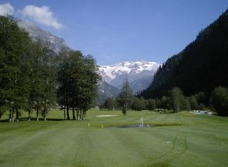 golf club gressoney