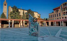 Abano Terme piazza Meridiana